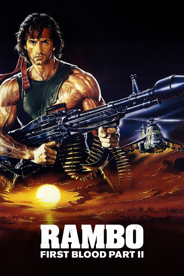 Vizioneaza Rambo: First Blood Part II (1985) - Subtitrat in Romana
