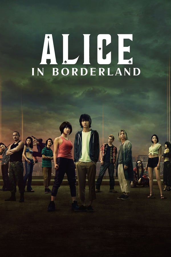 Watch Alice in Borderland (2020) - Subtitrat in Romana episode