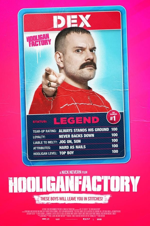 Vizioneaza The Hooligan Factory (2014) - Subtitrat in Romana