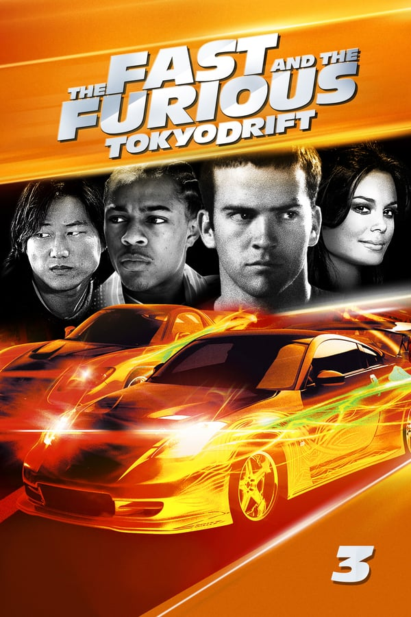 The Fast and the Furious 3: Tokyo Drift (2006) - Subtitrat in Romana