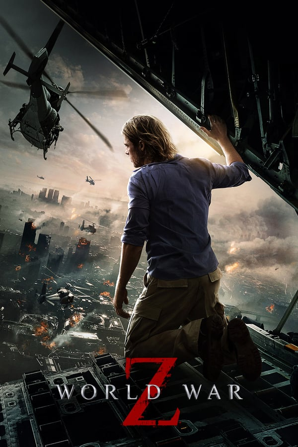 Vizioneaza World War Z (2013) - Subtitrat in Romana