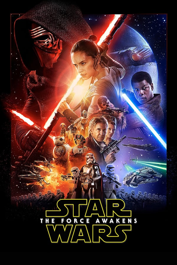 Vizioneaza Star Wars: The Force Awakens (2015) - Subtitrat in Romana