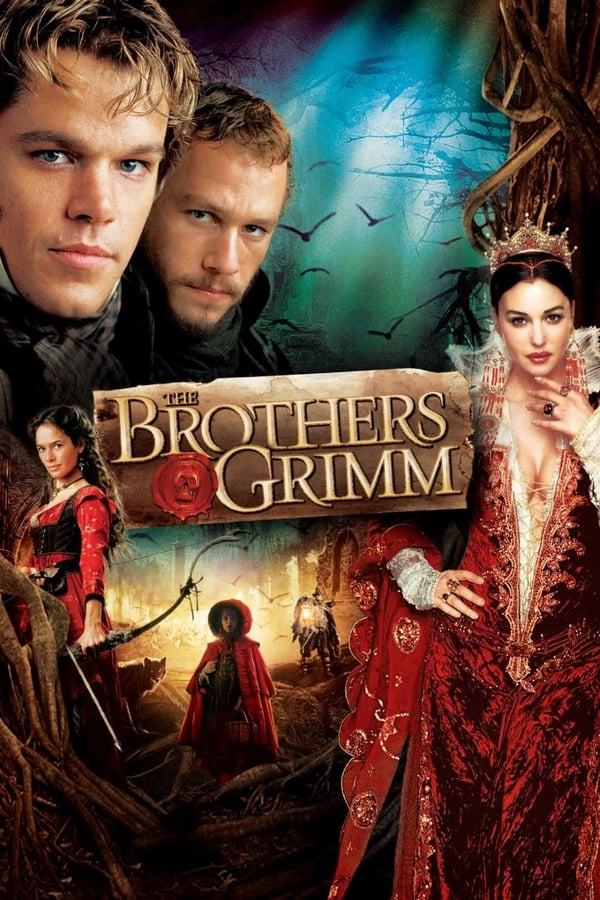 Vizioneaza The Brothers Grimm (2005) - Subtitrat in Romana