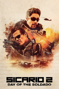Vizioneaza Sicario: Day of the Soldado (2018) - Subtitrat in Romana