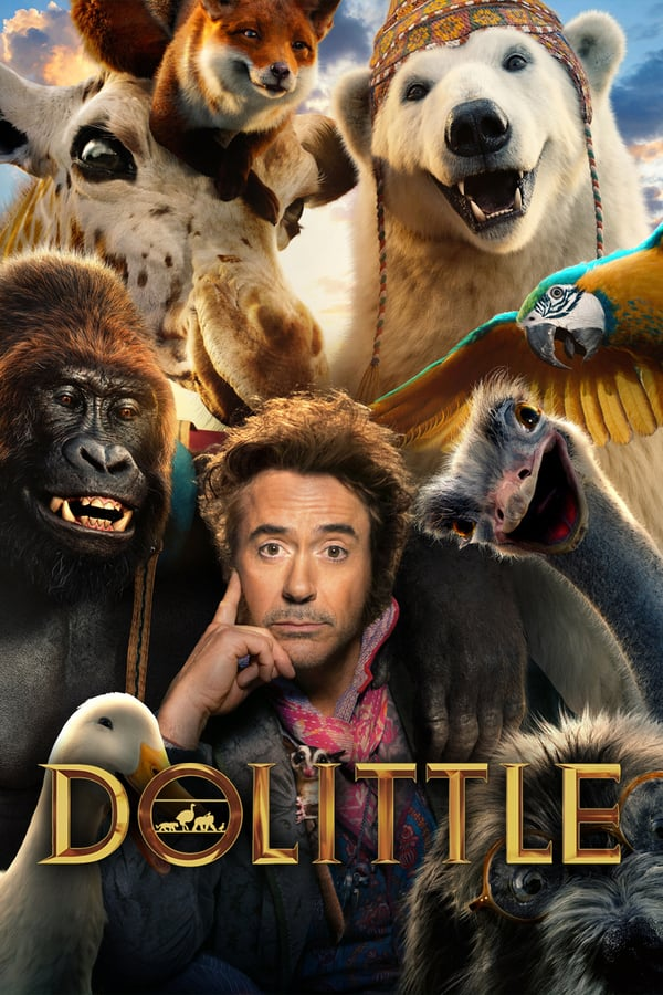 Dolittle (2020) - Subtitrat in Romana