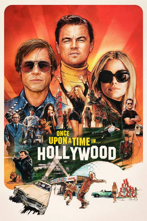Vizioneaza Once Upon a Time in Hollywood (2019) - Subtitrat in Romana