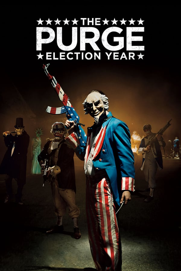 Vizioneaza The Purge: Election Year (2016) - Subtitrat in Romana