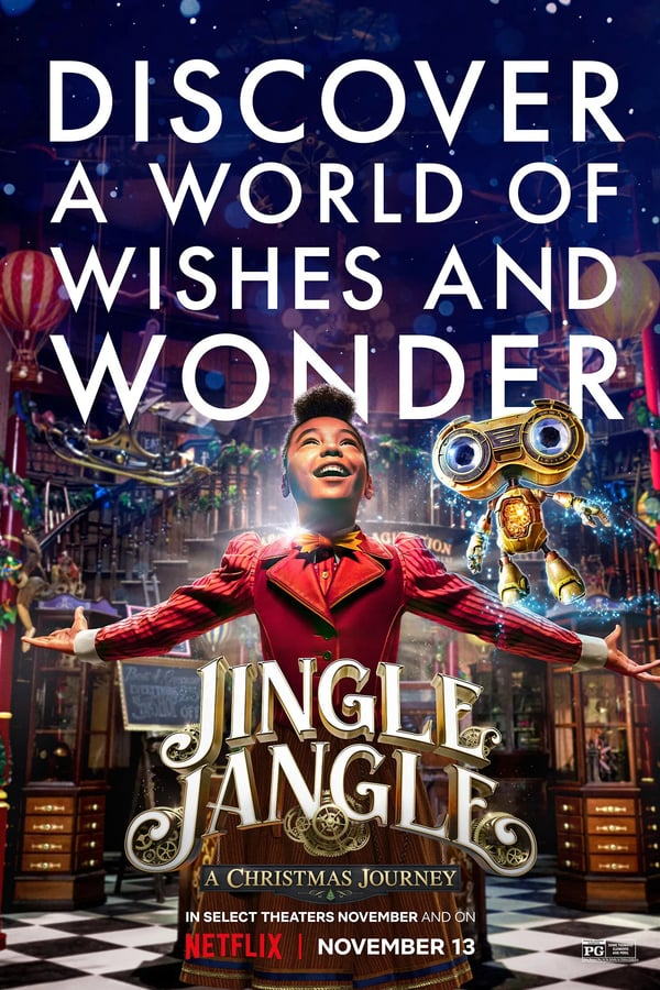 Vizioneaza Jingle Jangle: A Christmas Journey (2020) - Subtitrat in Romana