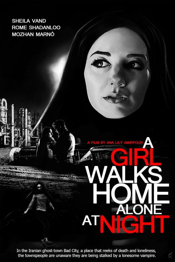Vizioneaza A Girl Walks Home Alone at Night (2014) - Subtitrat in Romana