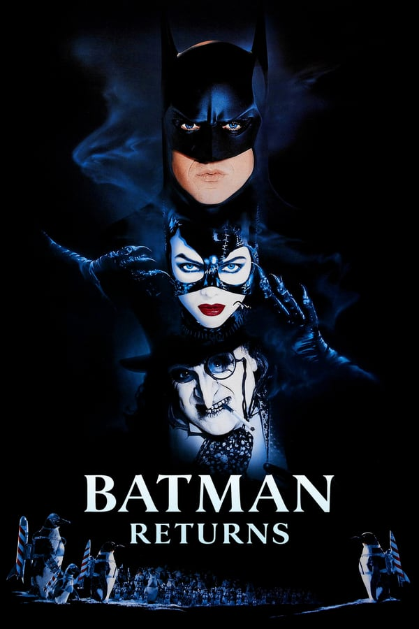 Batman Returns (1992) - Subtitrat in Romana