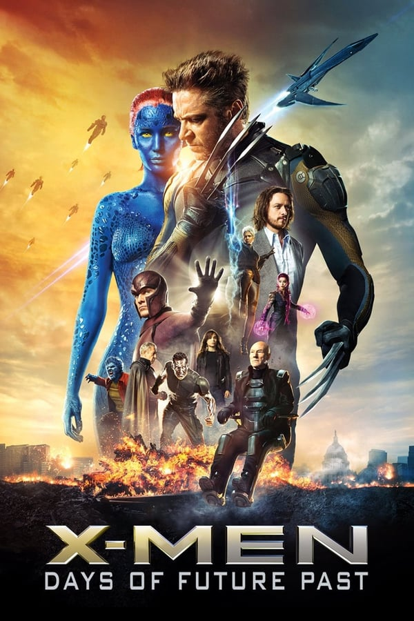 Vizioneaza X-Men: Days of Future Past (2014) - Subtitrat in Romana