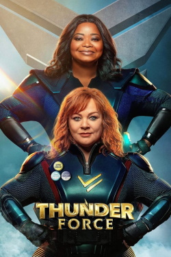 Watch Thunder Force (2021) - Subtitrat in Romana