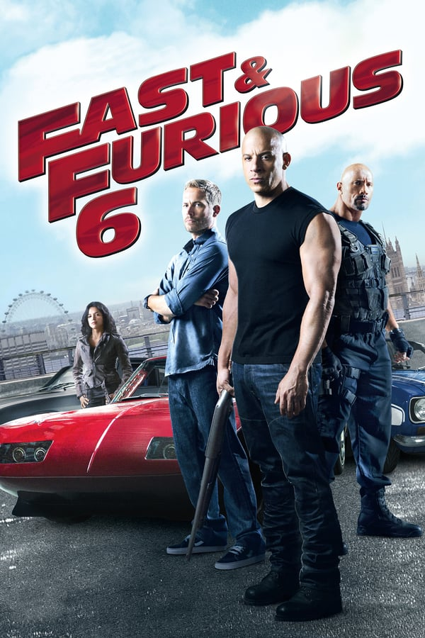 Fast and Furious 6 (2013) - Subtitrat in Romana