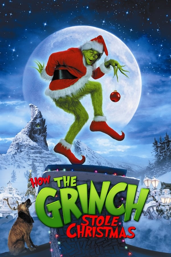 Vizioneaza How the Grinch Stole Christmas (2000) - Subtitrat in Romana