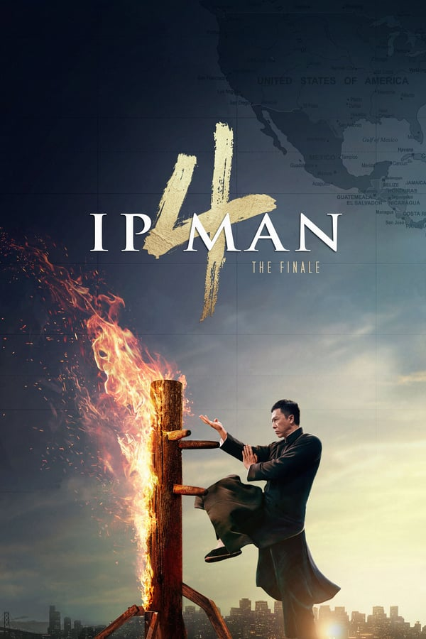Vizioneaza Ip Man 4: The Finale (2019) - Subtitrat in Romana