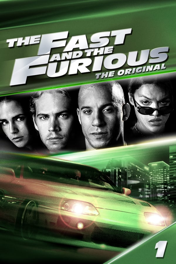The Fast and the Furious (2001) - Subtitrat in Romana
