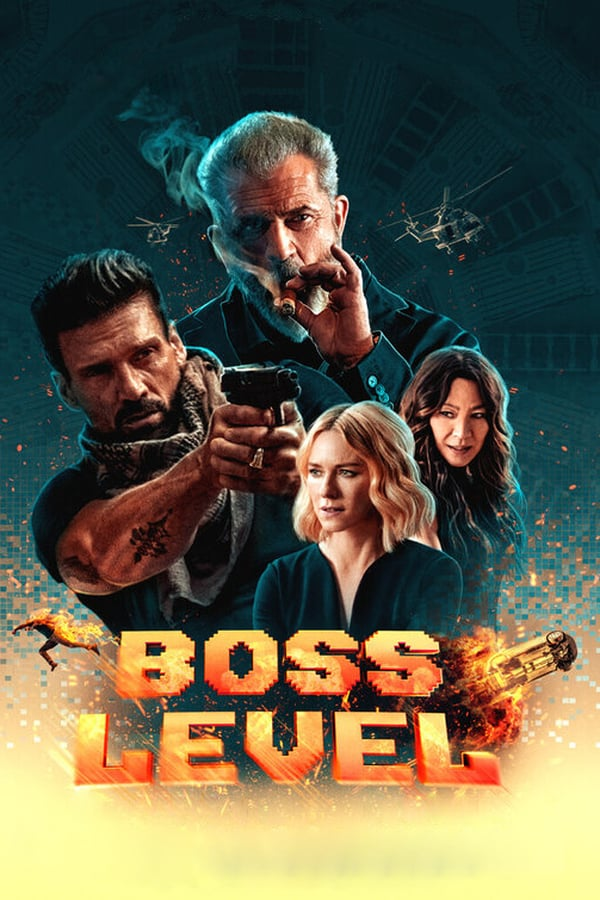 Boss Level (2020) - Subtitrat in Romana